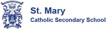 St. Mary Catholic Secondary School Logo