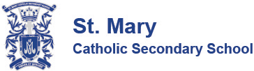St. Mary Catholic Secondary School Logo