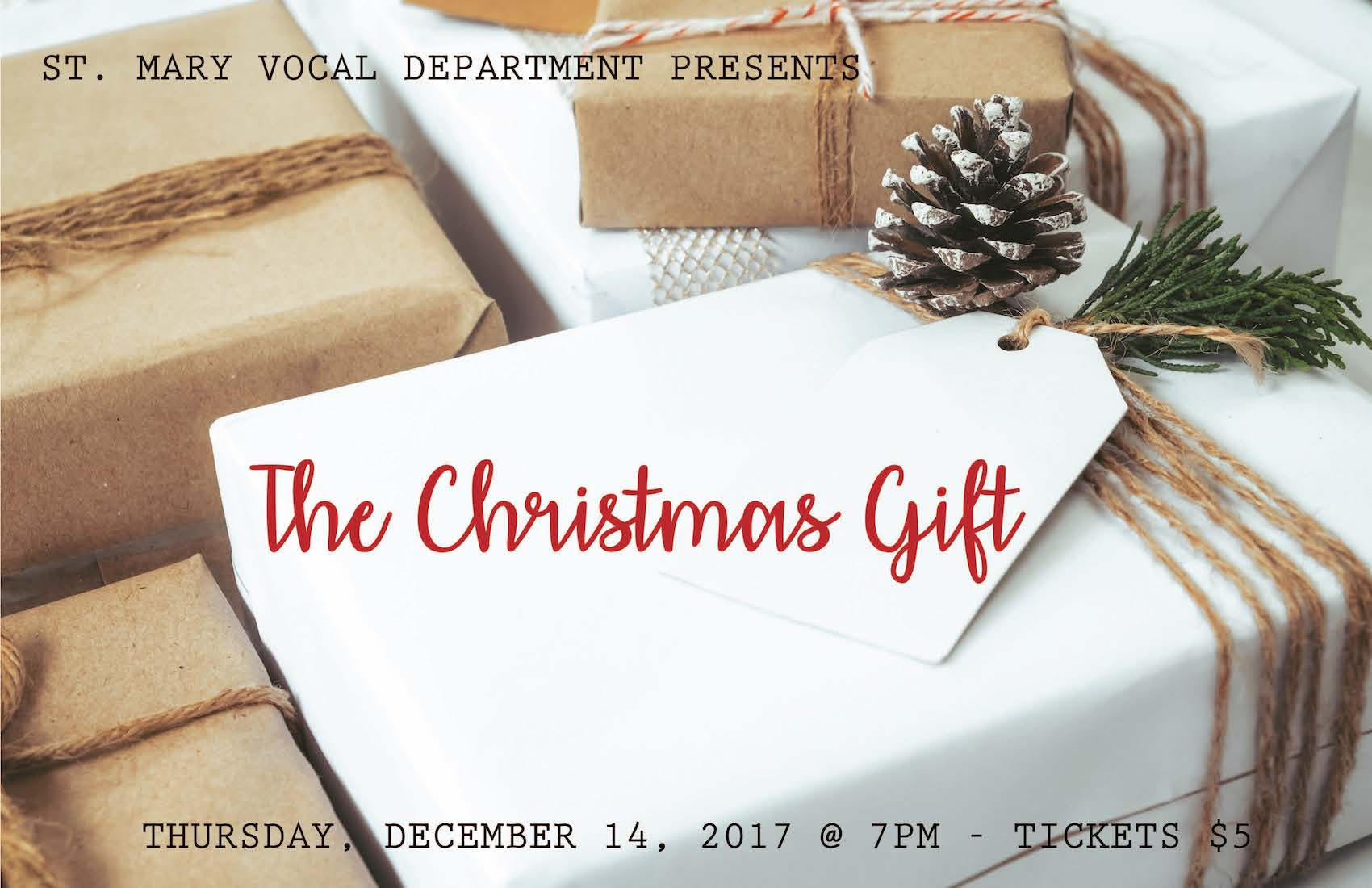 Christmas 2017 Vocal Music Concert
