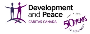 Development and Peace logo
